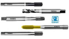 Taps for pipe threads G Narex (Czech Republic)