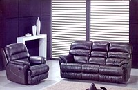 Sofa reklayner skin