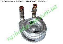 Теплообменник 1.9D (DW8) CitroenBerlingo 96-08