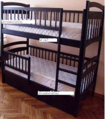 Bunk bed Karina luxury the MOVE in Sumy
