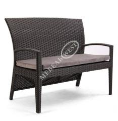 Garden rattan furniture, Sofa California 2kh local