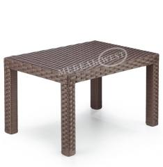 Rattan furniture, Table Cair