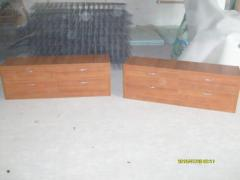 Curbstones under the TV cheap