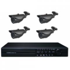 Комплект видеонаблюдения GV-K-M-01