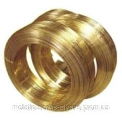 Brass wire of L63 of m f 0.2