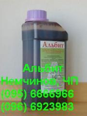 Альбит, удобрения жидкие