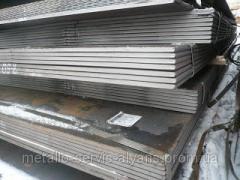 Hot-rolled sheet 60x1500x6000