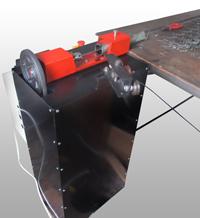 Станок для сетки рабица полуавтомат ПС-а
