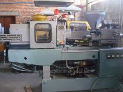 DE 3327 automatic molding machine. F1