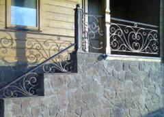 Ограды кованные