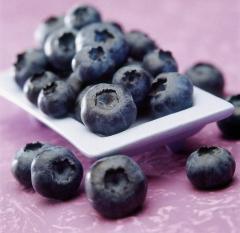Bilberry dry