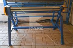 Вальцы для металла Maad ZW 1300/0, 8