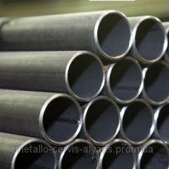 Труби сталеві безшовні гарячодеформовані