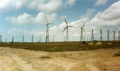 Склопластикові лопати для вітроенергетичних