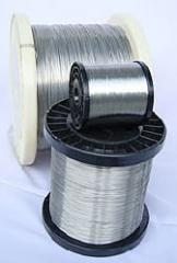 Wire from corrosion-resistant alloys