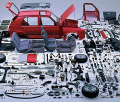 Second-hand auto parts