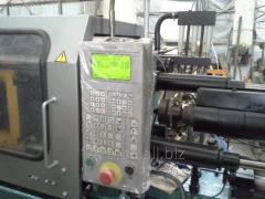 Термопластавтомат модели ДЕ3327Ф1
