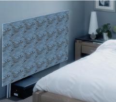 The panel glass on a radiator 1