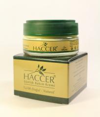 Cream for the person Haccer