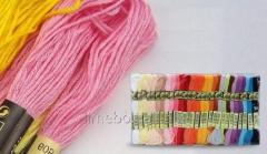 Мулине (нитки для вышивания) СХС (CXC)