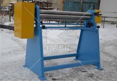 Electric rollers three-roll Mazanek ZWM 1300/1