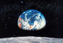 Фотообои 8-019 Earth l Moon 388 x 270 cm l 8