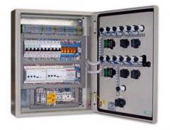 Щит автоматики для приточно-вытяжной установки с