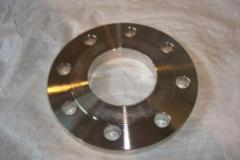 Flange from stainless steel 08X18H10T,12X18H10T,