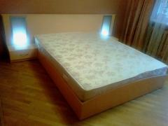 MDF bed two-sleeping