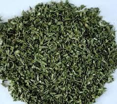 Сельдерей сушеный зелень