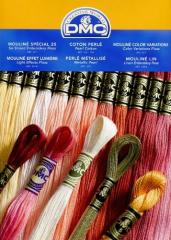 Мулине (нитки для вышивания) DMC (Франция)