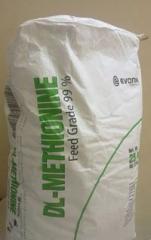Methionine fodder