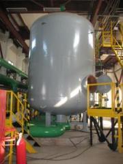 Высокопроизводительные напорные фильтры. Фильтр-прессы для очистки сточных вод и промышленных стоков