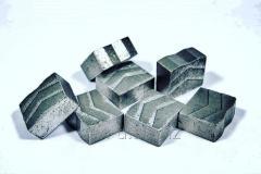 Segmenty diamentowe do kamienia