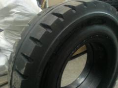 Superelastic tires