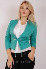 Пиджак женский П-1, разные цвета