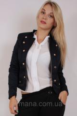 Пиджак женский П-3, разные цвета