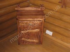 Тумбы деревянные прикроватные