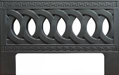 Формы для оградок,форма для производства бетонных