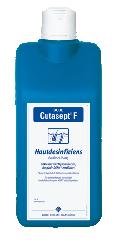 Средства для дезинфекции рук Кутасепт Ф, 1000мл