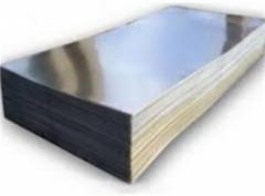 Sheet 18х2000х8000 RSA steel