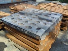 Плити, що дроблять СМД 111