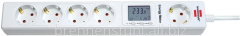 Measuring instrument of power consumption of EM