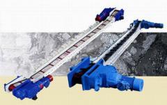 Конвейер шахтный скребковый тип СП26