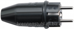 Fork plug 230B/16A; IP44