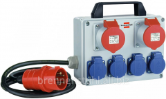 BKV 2/4 T IP44 distributing device
