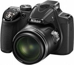 Computer literature of Nikon Coolpix P530 Black
