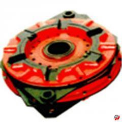 Муфта-тормоз фрикционная пневматическая УВ3135