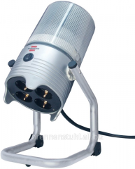 Powerstation lamp; cable 3 meters of H05VV-F