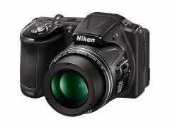 Nikon Coolpix L830 Black camera